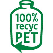 100% recycle PET