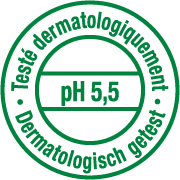dermatologically tested ph 5,5
