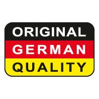 Pictogram Original German Quality flag