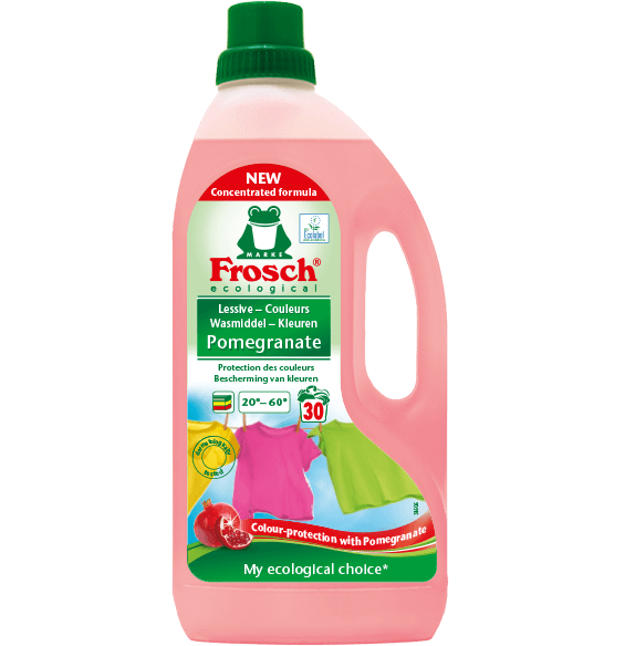 Liquid detergent Pomegranate